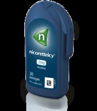 NICORETTEICY® pastiglie per smettere di fumare