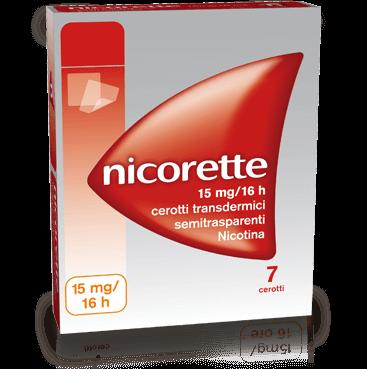 Nicorette Cerotti Transdermici.